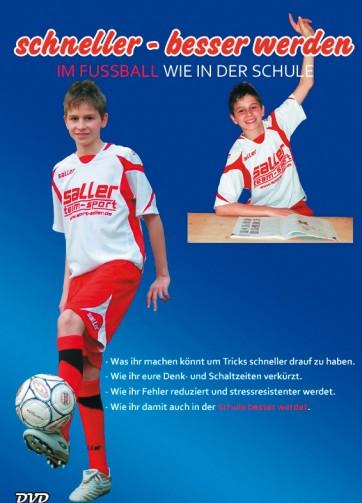 vakverlag.de | DVD Schneller – Besser werden im Fußball ...