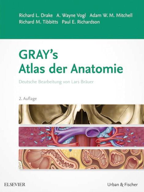 vakverlag.de | GRAY\'s Atlas der Anatomie – ist im Online-Shop der ...