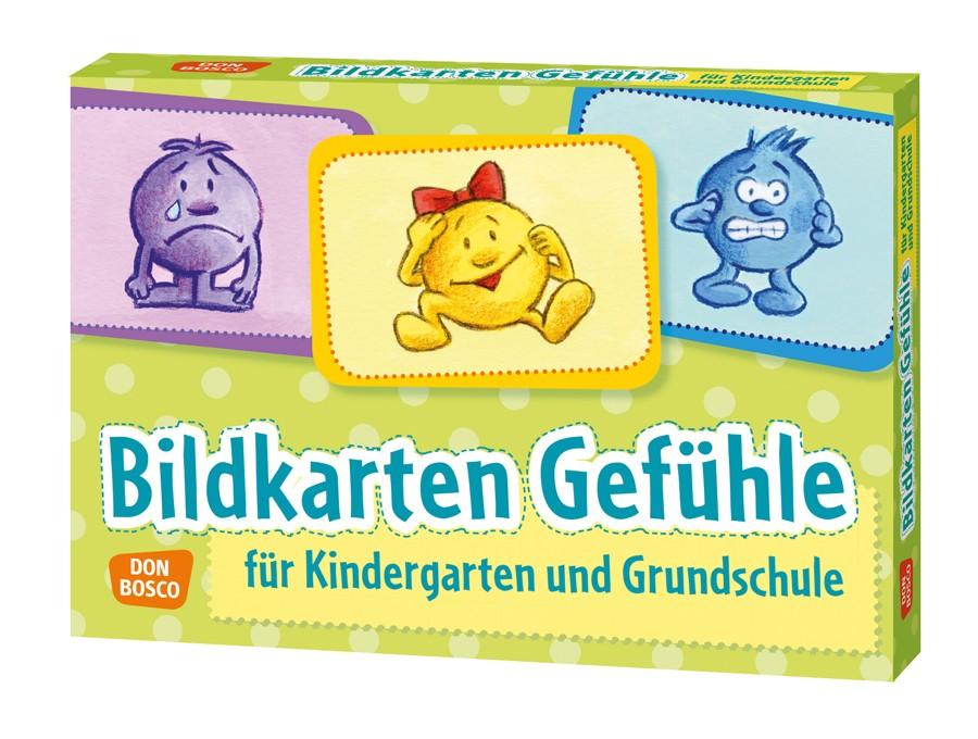 vakverlag.de : Bildkarten Gefu00fchle u2013 ist im Online-Shop der ...