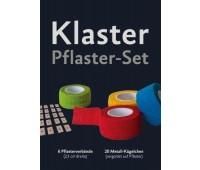 Klaster Pflaster-Set