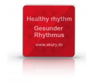 Informationschip Gesunder Rhythmus