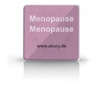 Informationschip Menopause