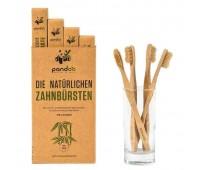 Bambus-Zahnbürste 4er-Set