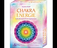 Kartenset Chakra-Energie