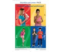 Wandkarte Startklar zum Lernen: PACE