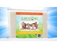 Earthing® Spannbett Set 3 zum Anschluss an die Steckdose
