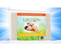 Earthing® Spannbett Set 1 mit Earthing-Stab