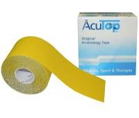 AcuTop Kinesiology Tape gelb