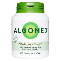 ALGOMED® Chlorella Tabletten 100 g