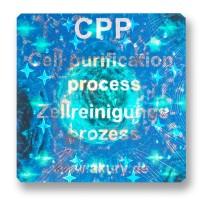 AkuRuy Informationschip Cell Purification Process (Zellreinigung)